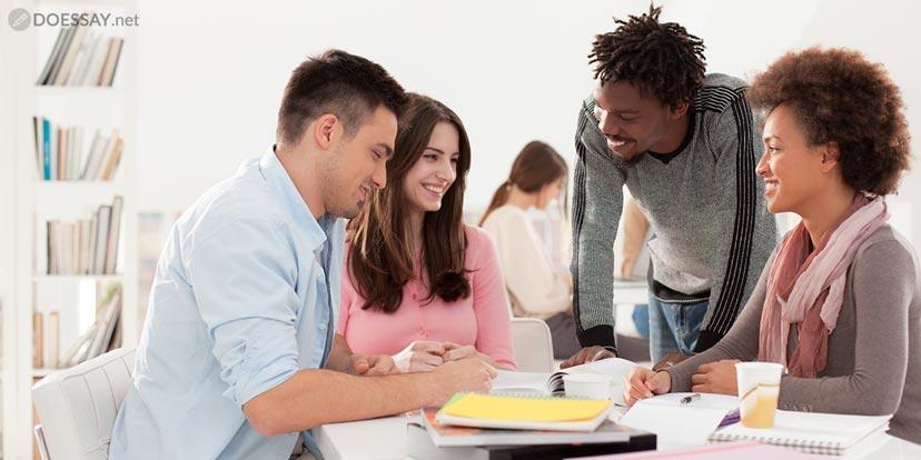 Students' Active Talk