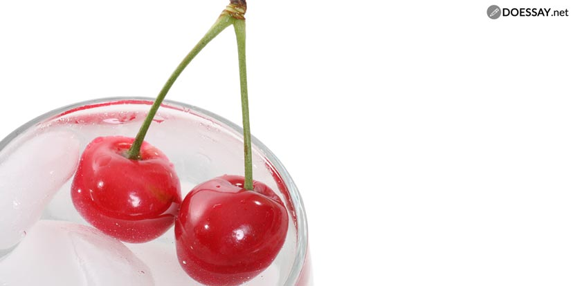Two Cherries One Stem